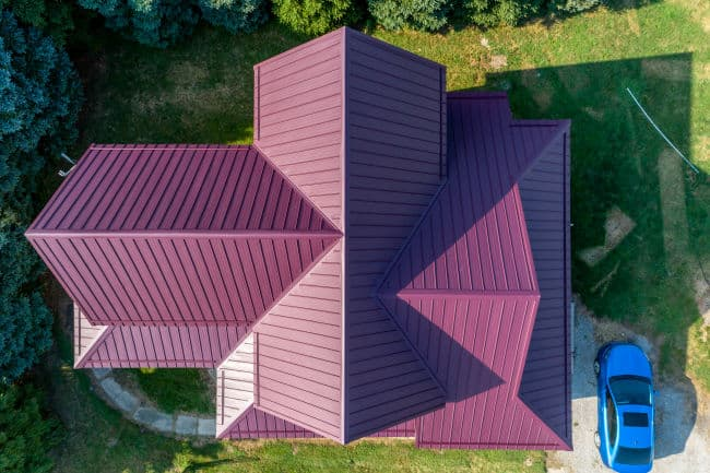 One benefit of metal roofing is the styles and colors homeowners in Fort Wayne, IN can choose from.