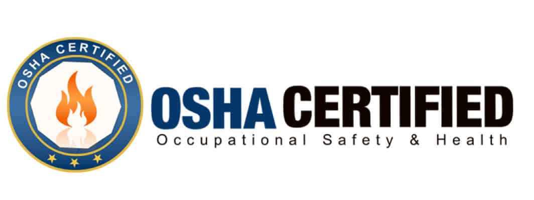 OSHA Certified Roofing Contractor