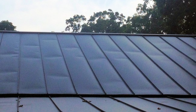 Oil canning can be prevented if using superior types of metal roofing in Fort Wayne, IN.