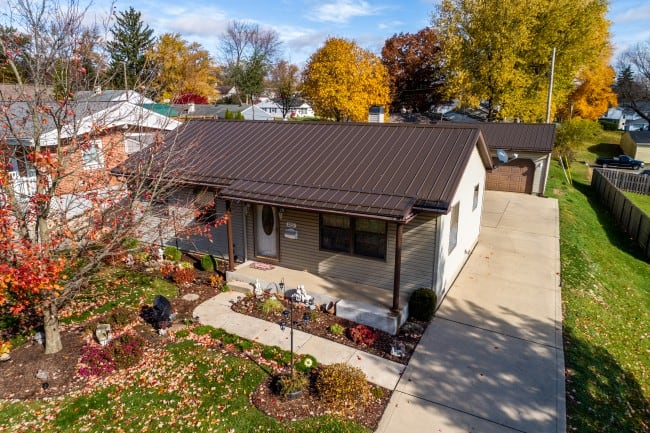 When it comes to types of metal roofing, Perfect Steel Solutions in Fort Wayne, IN, is here to help!