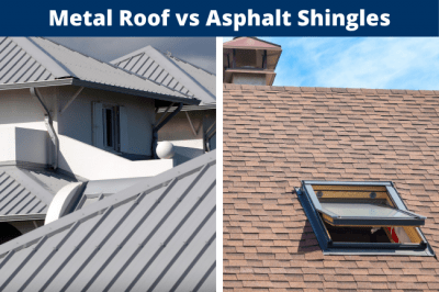 Let the roofing contractors at Perfect Steel Solutions of Fort Wayne, IN show you the pros of a metal roof vs asphalt shingles.