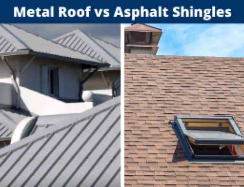 Comparing the Pros and Cons of Metal Roof vs Asphalt Shingles