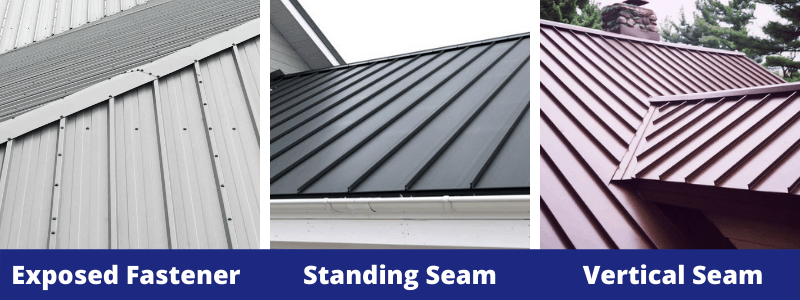 Perfect Steel Solutions is a roofing contractor in Wabash, IN that offers three types of metal roofing.